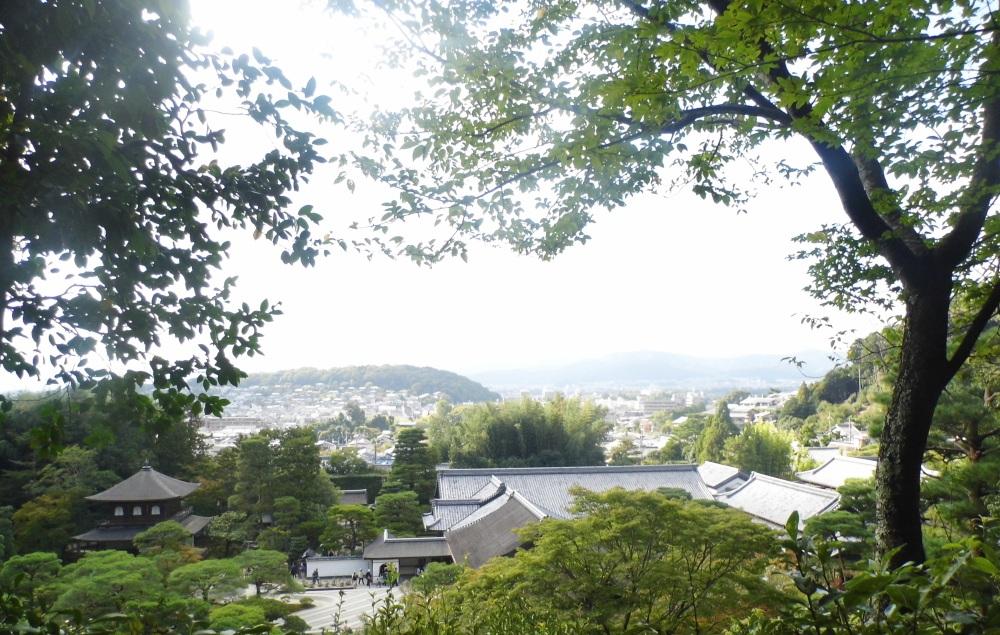 Ginkaku View