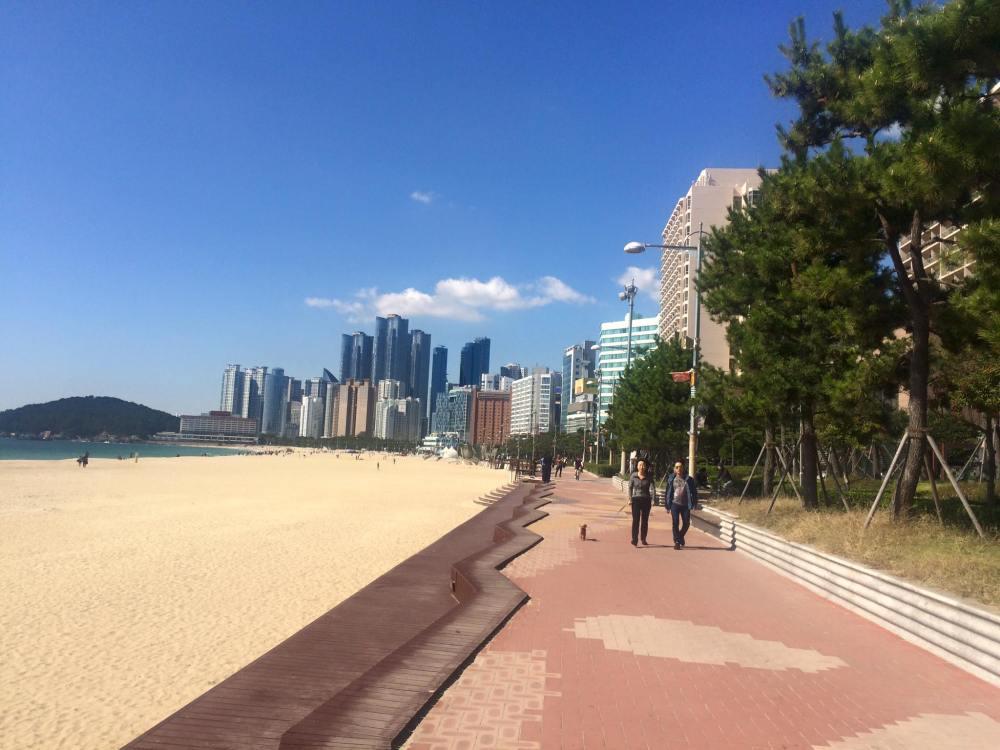 Haeundae Beach 1