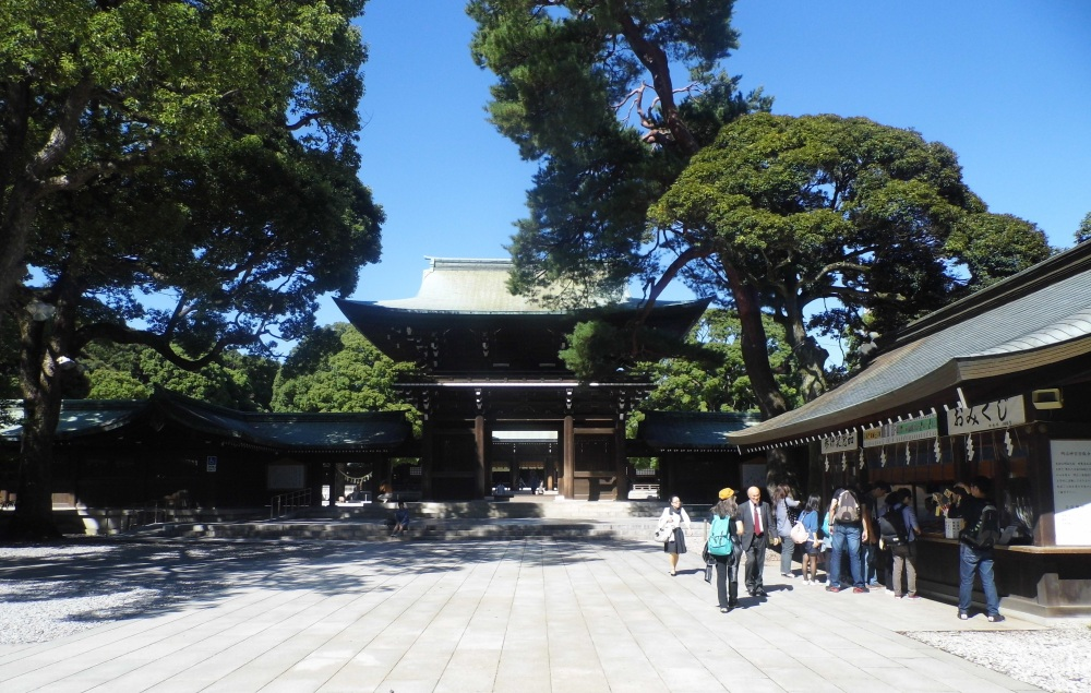 Meiji Jingomae closer