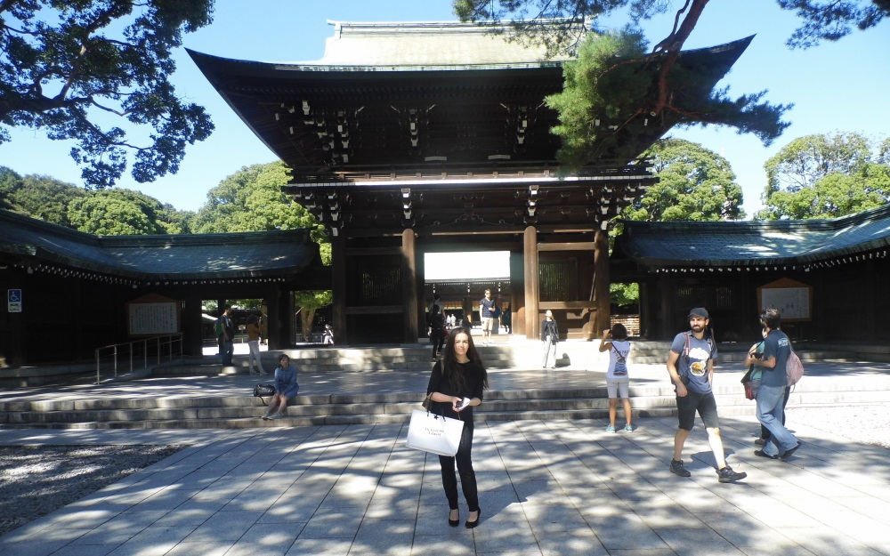 Meiji Jingomae Heels