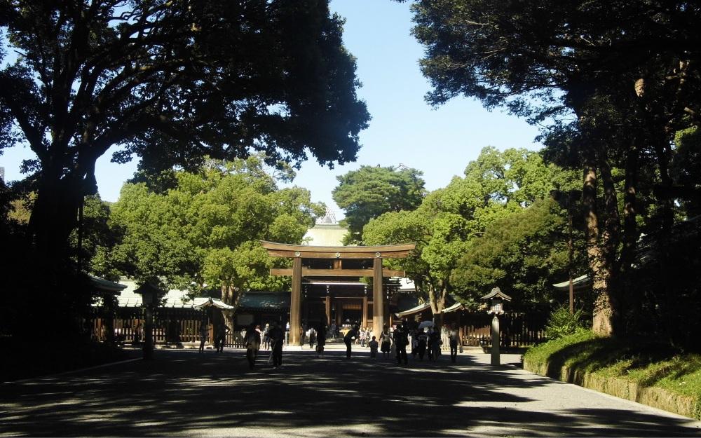 Meiji Jingomae