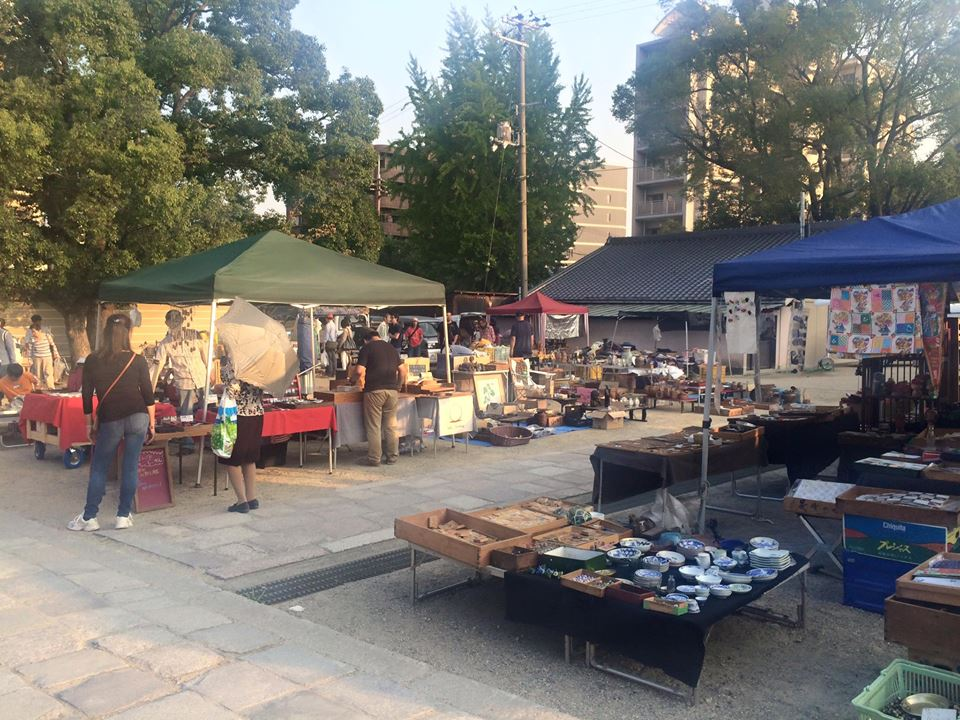 Shitennoji Market 2