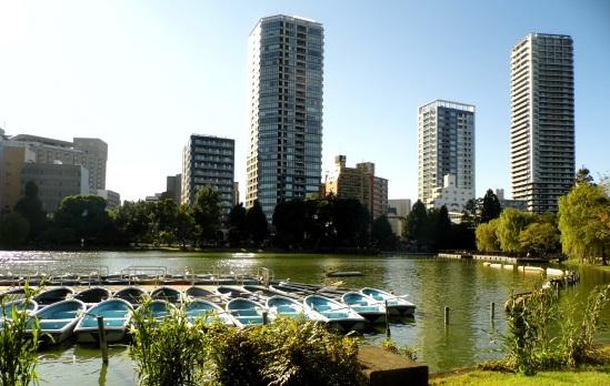 Ueno Boats