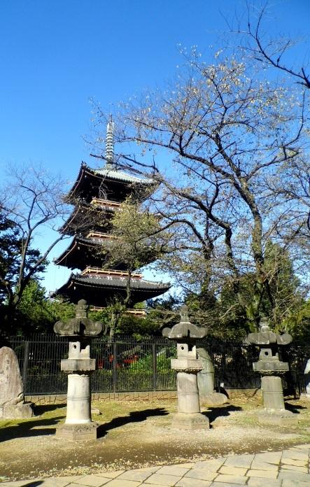 Ueno Pagoda