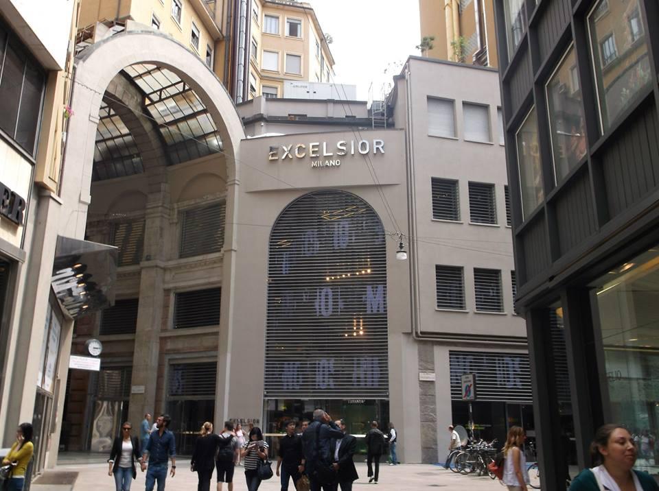 Milan stores